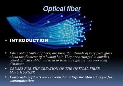 تجهیزات مورد نیاز برای راه اندازی شبکه فیبر نوری به زبان ساده